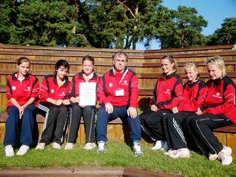 Kst Vechta tennisverein vechta e v jugend trainiert für olympia